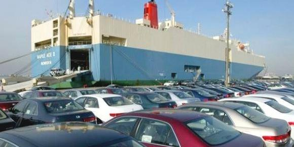 Sharp fall in import of tourist vehicles in H1 2017