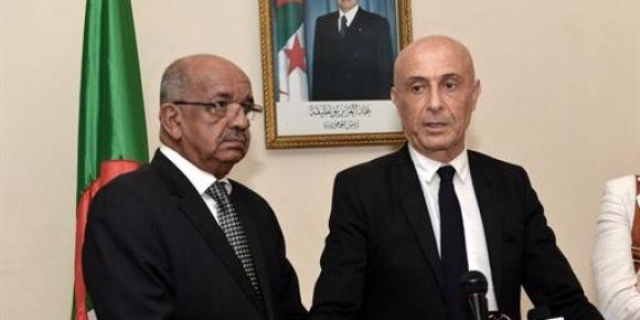 Algferia : Messahel receives Italy's Interior Minister