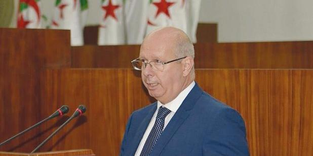 Algeria to finance, for the next 5 years, public treasury whenever it's necessary