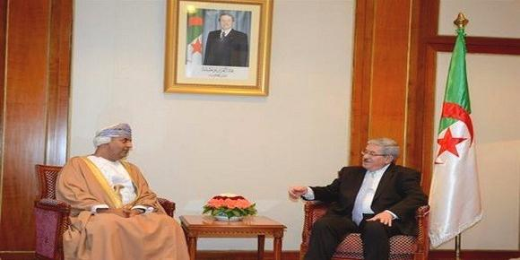 Algeria: PM Ouyahia receives Minister of Trade and Industry of Oman in Algiers