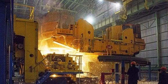 Algeria's steel production to rise up to 12 million tonnes per year by 2020