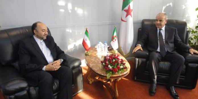 Iran, Algeria to enhance cooperation on water resources