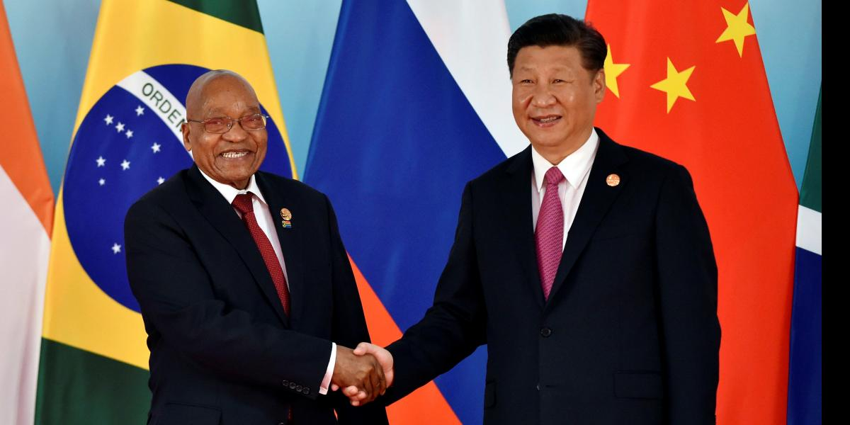 AFRICA IN FOCUS Foresight Africa viewpoint – China's engagement in Africa: What can we learn in 2018 from the $60 billion commitment?