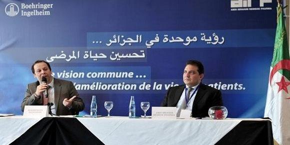 Algerian-German partnership agreement to produce hypertension, diabetes drugs