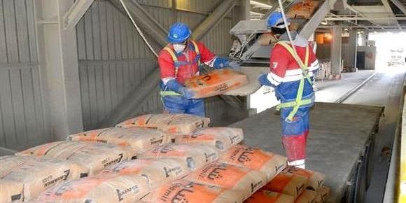 Tébessa Cement: Annual production of more than 500,000 tons of cement
