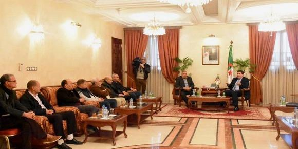 Algiers-Omari discusses, with Agricultural Chambers representatives, agricultural cooperatives