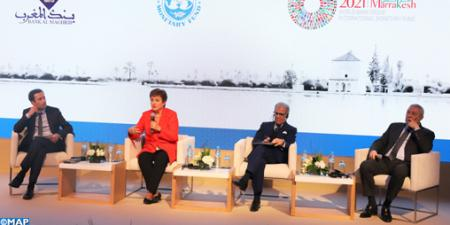 IMF Managing Director Underscores Morocco's Leadership in Governance