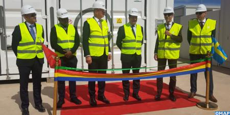 Morocco:Renewable Energy Storage Inaugurated at Noor Ouarzazate Solar Complex