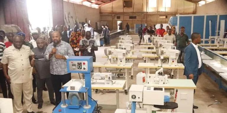 Nigeria:Aba automated shoe factory to begin production Sept 2020