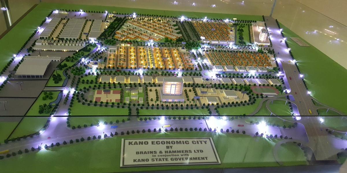Nigeria:Firm To Complete Kano Economic City By Dec