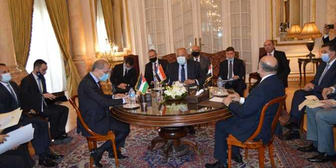 Egypt : Tripartite cooperation between Egypt, Jordan and Iraq is important, says Egypt's FM