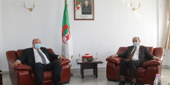 Algeria-Croatia: Boosting cooperation in transport field discussed