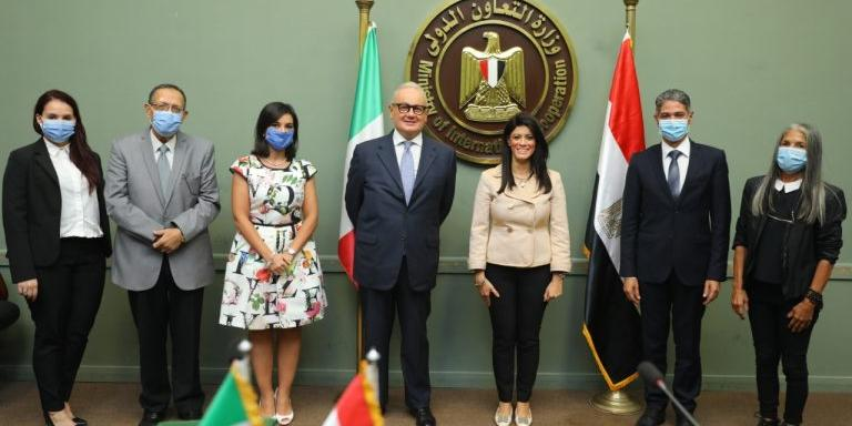 Egypt, Italy to launch 4th phase of Debt Swap Program for Development