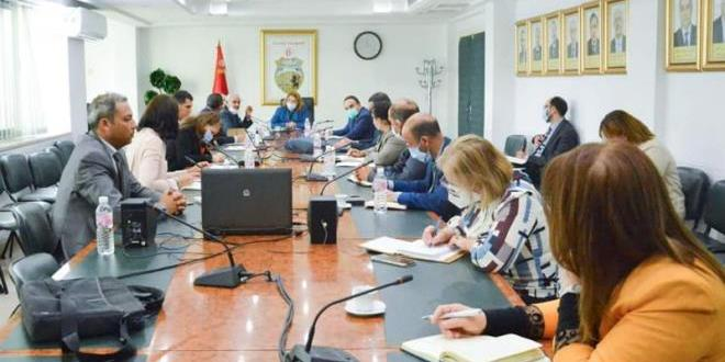 Tunisia:Sectoral committee in charge of drawing up 2020-2025 industry development plan kicks off work