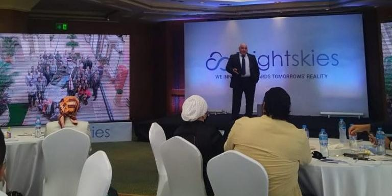 Egypt : 80% of Brightskies' business executed outside Egypt: Chairperson