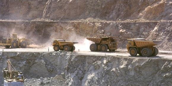 Algeria:Auction of mining titles,62 bids for 21 sites