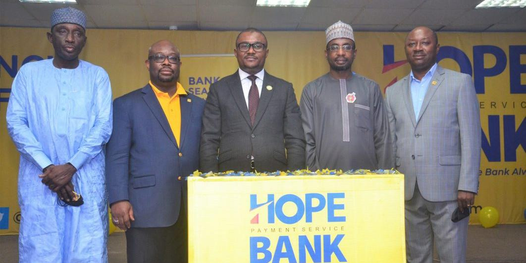 Nigeria: Hope PSBank unveils brand identity, commences operations