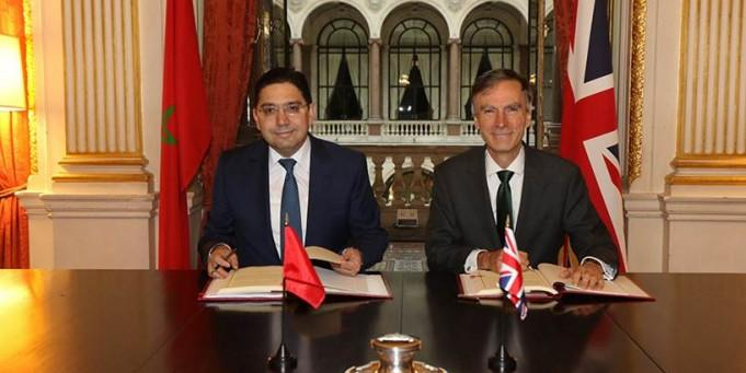 Morocco-UK Association Agreement to Enter Into Force January 1st